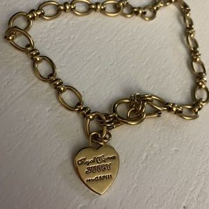 Juicy Couture Gold Necklace